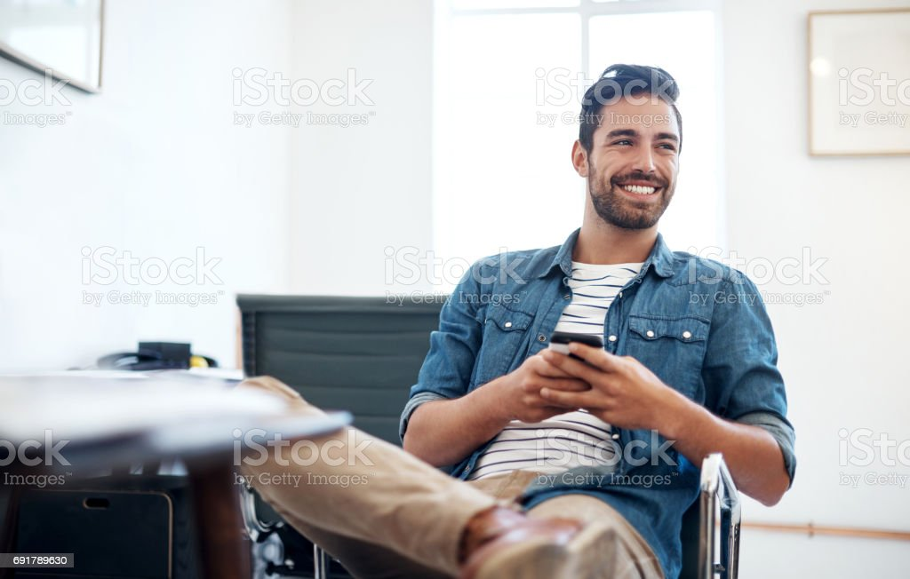 Your business can only grow by establishing the right connections stock photo