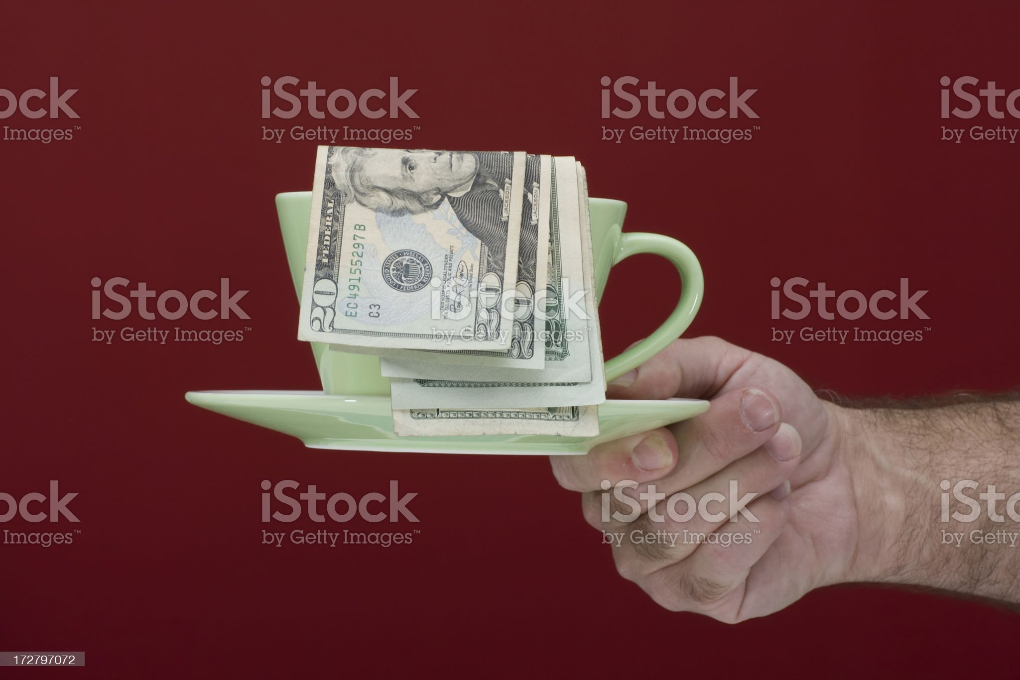 Your Cup Of Tea royalty-free stock photo