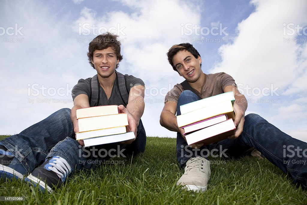 Your education royalty-free stock photo