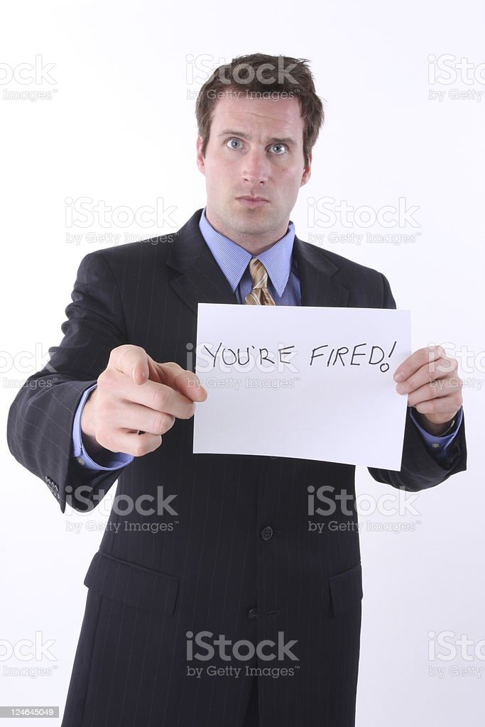 your fired stock photo