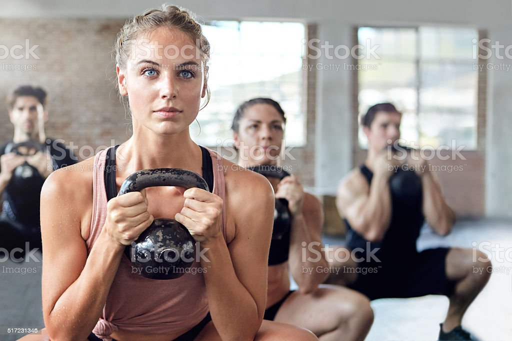 Your health is in your hands stock photo