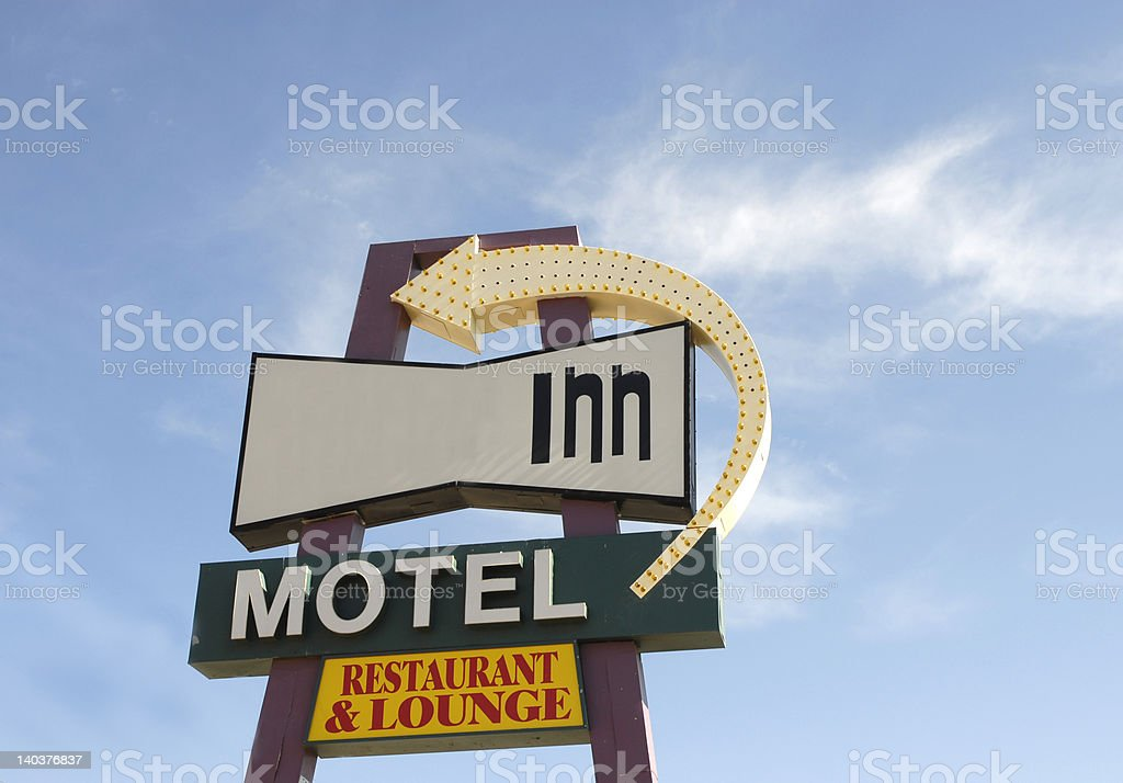 Your Inn royalty-free stock photo