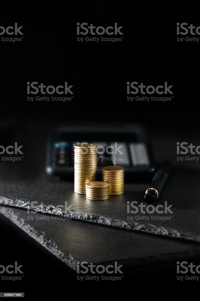 Your Investments III stock photo
