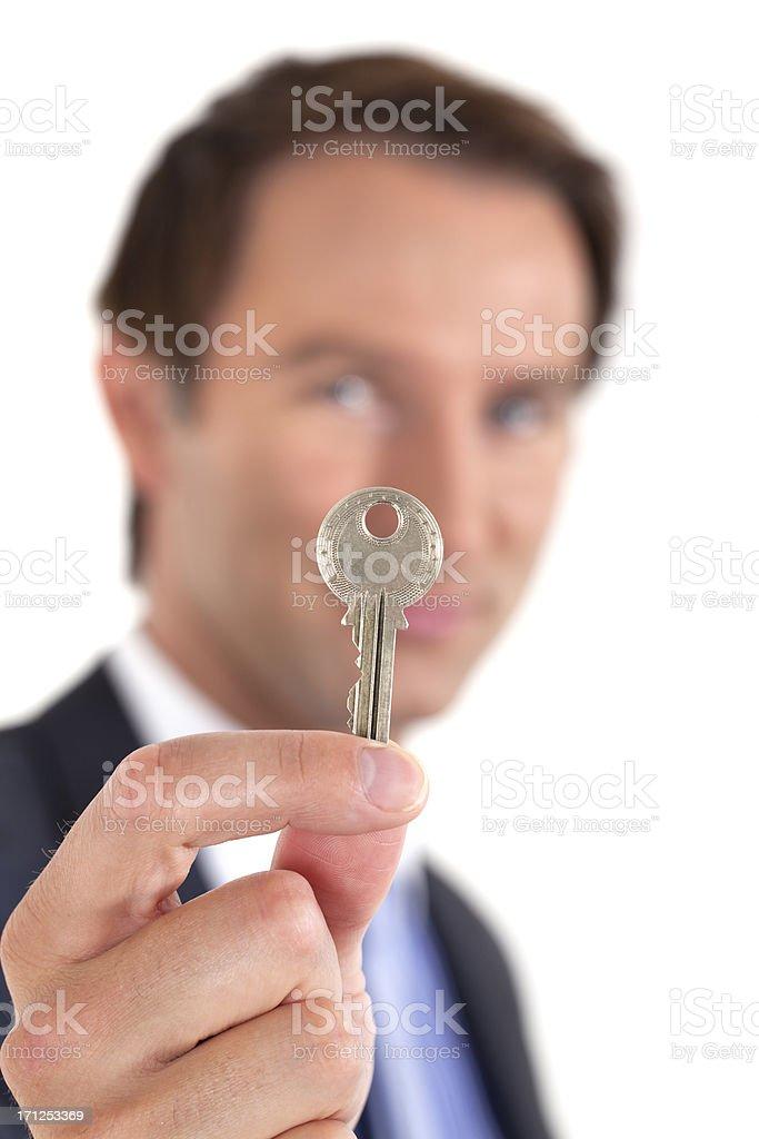 your key royalty-free stock photo