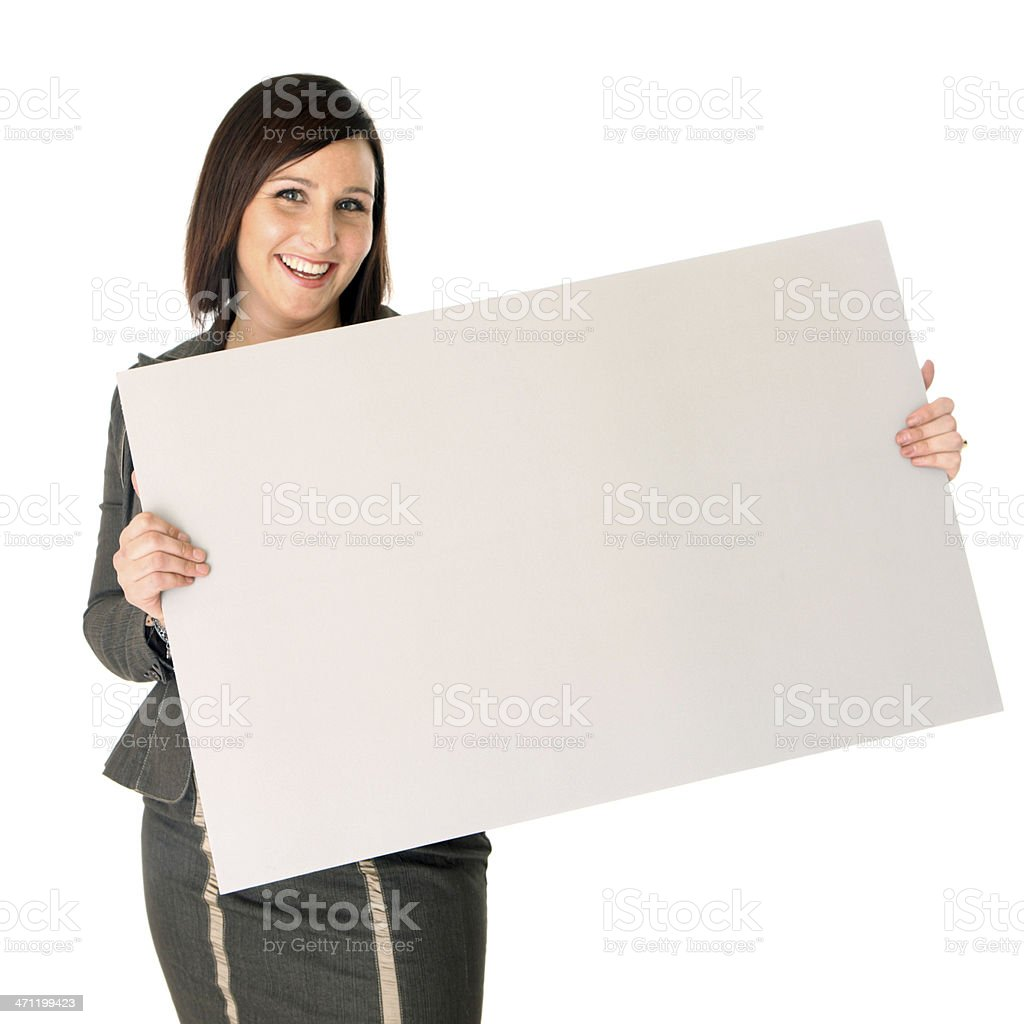 Your Message Here stock photo
