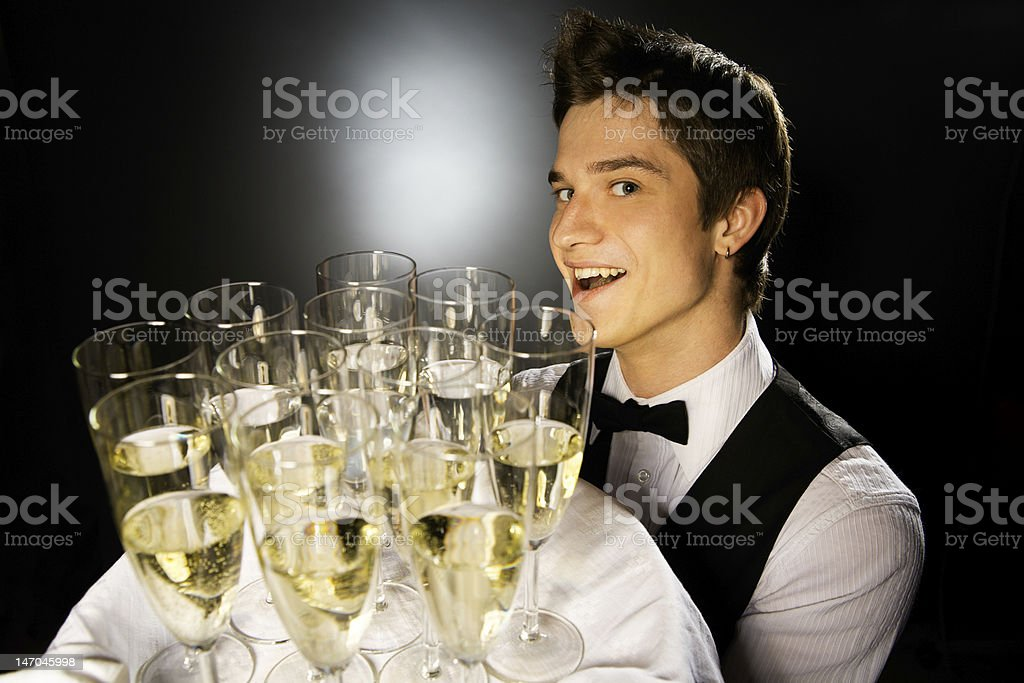 your order, please! royalty-free stock photo