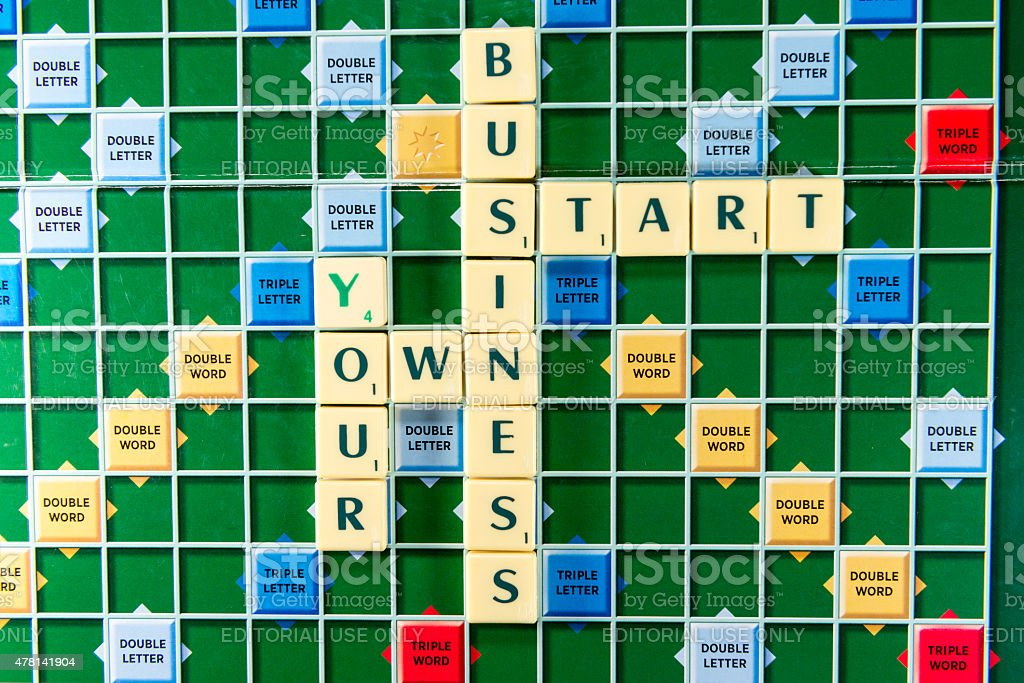 your own business start stock photo