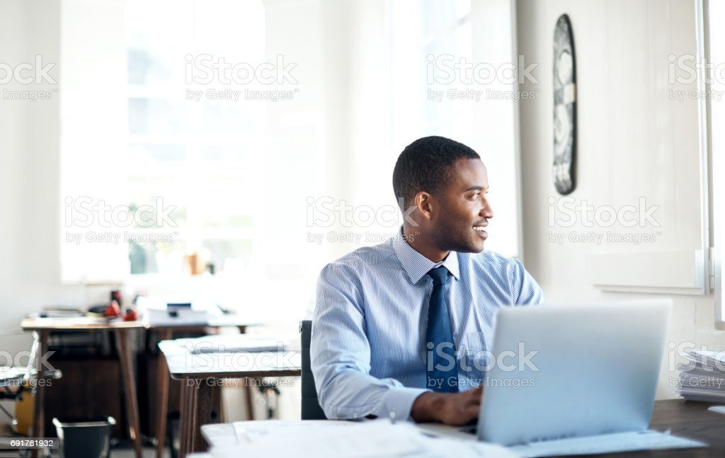 Your potential to succeed is greater than you think stock photo