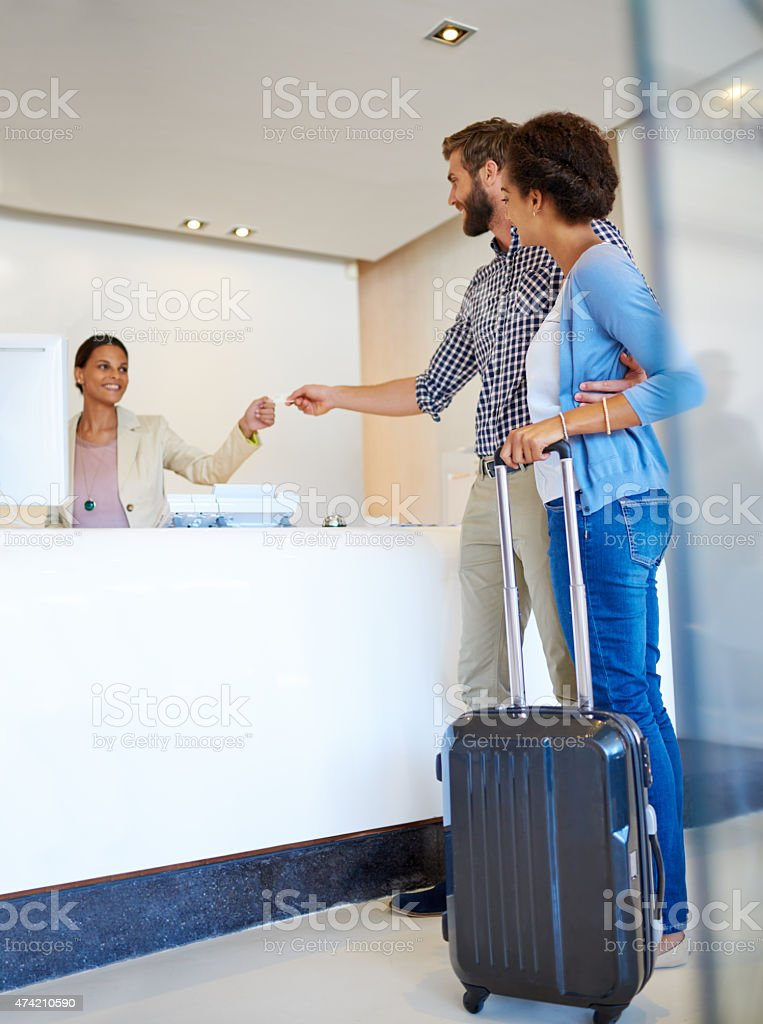 Your room should be ready stock photo