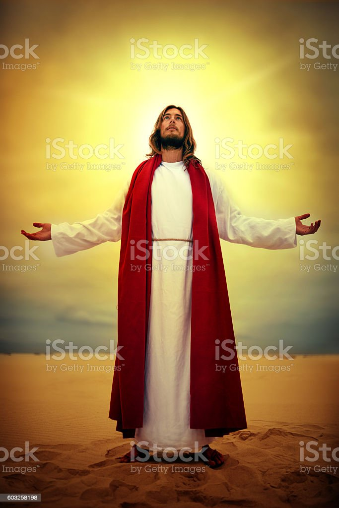 Your sins are forgiven stock photo