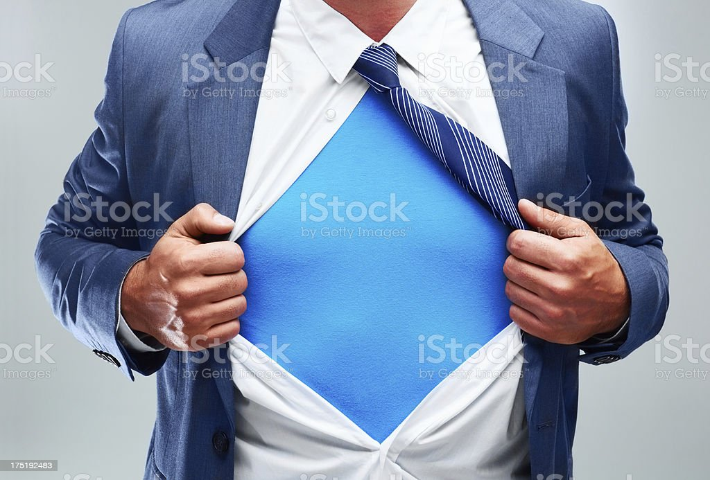 Your super logo here! royalty-free stock photo