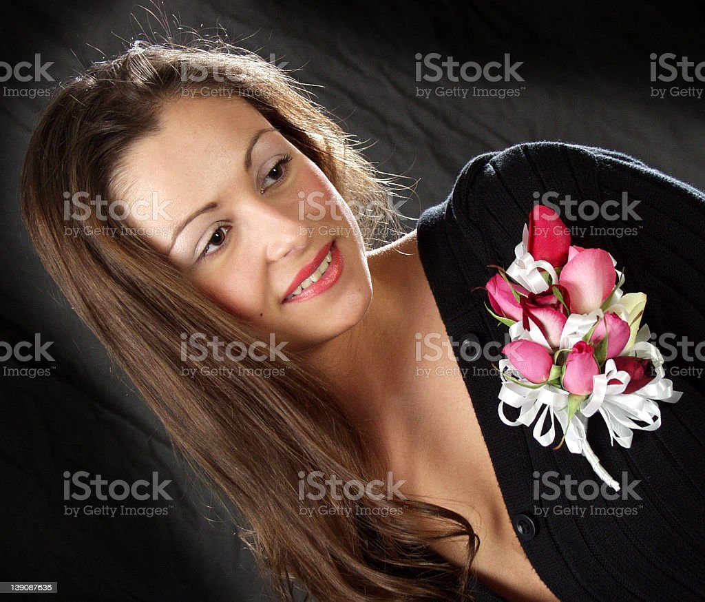 Your Valentines royalty-free stock photo