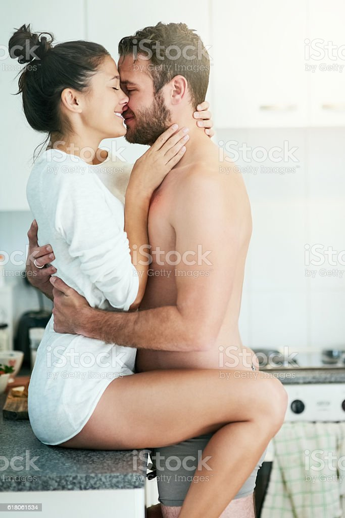 You're all I want for breakfast stock photo