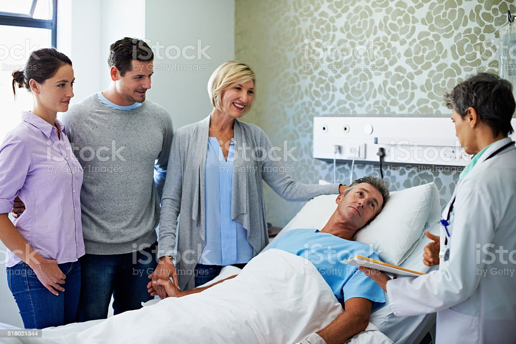 You're family has been here the whole time! stock photo