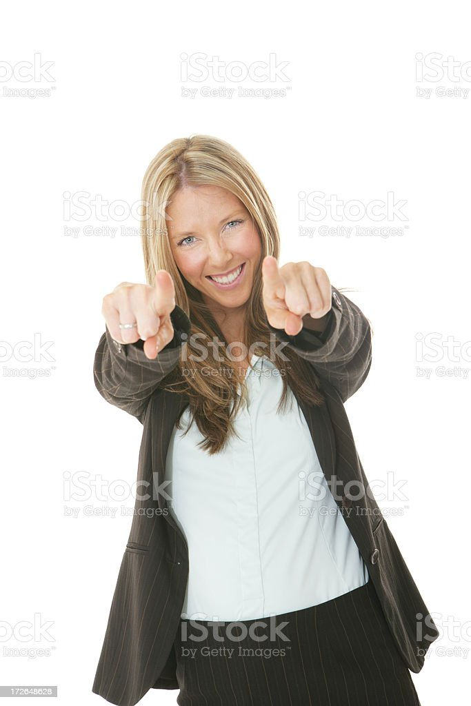 You're Great! royalty-free stock photo