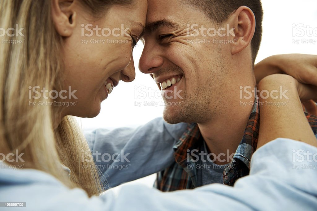 You're my everything stock photo