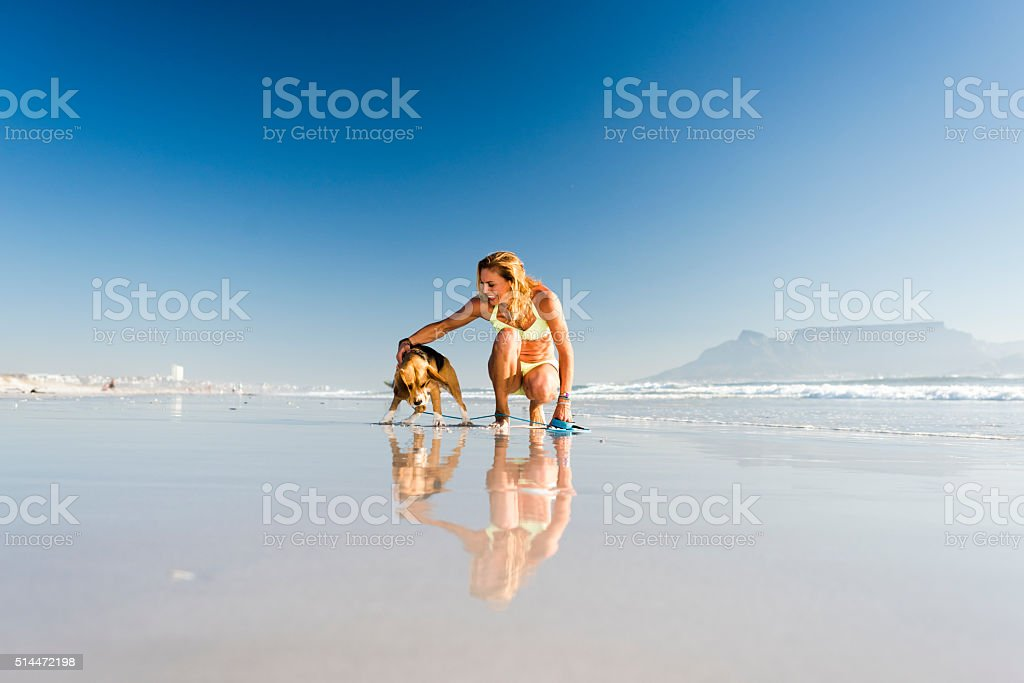 You're Such A Good Boy stock photo