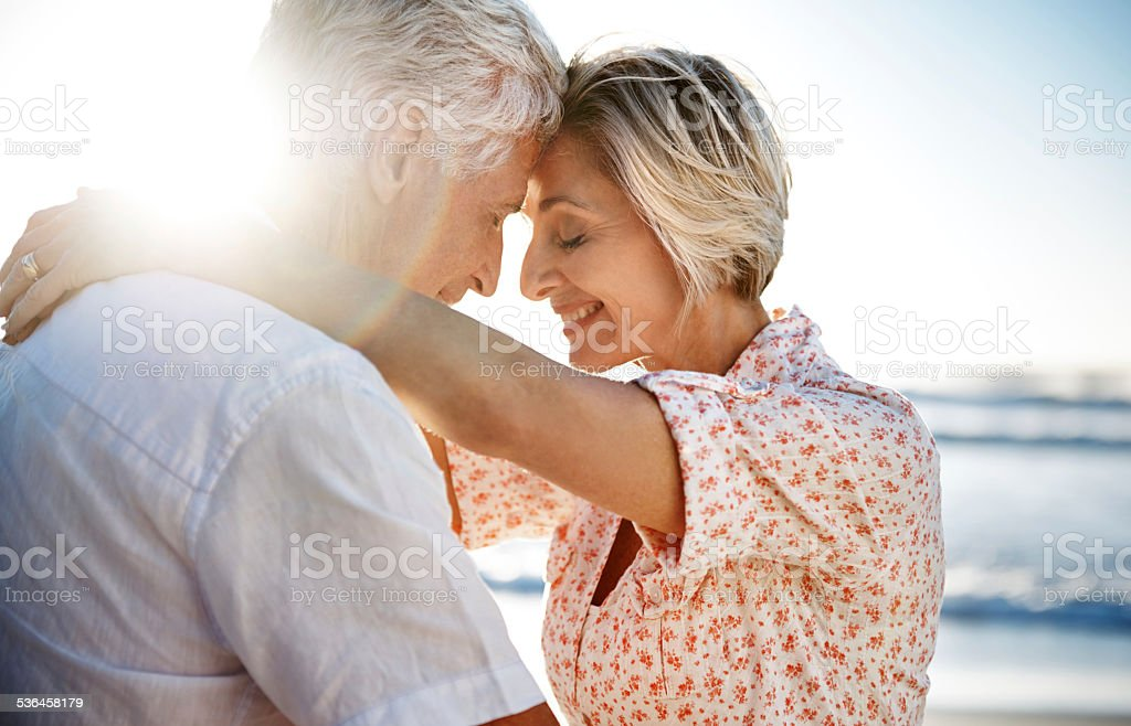 You're the reason I'm smiling stock photo