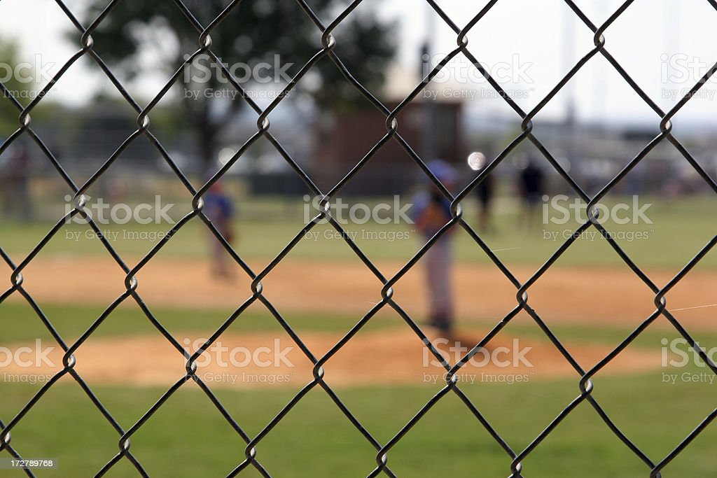 Youth League Abstract stock photo