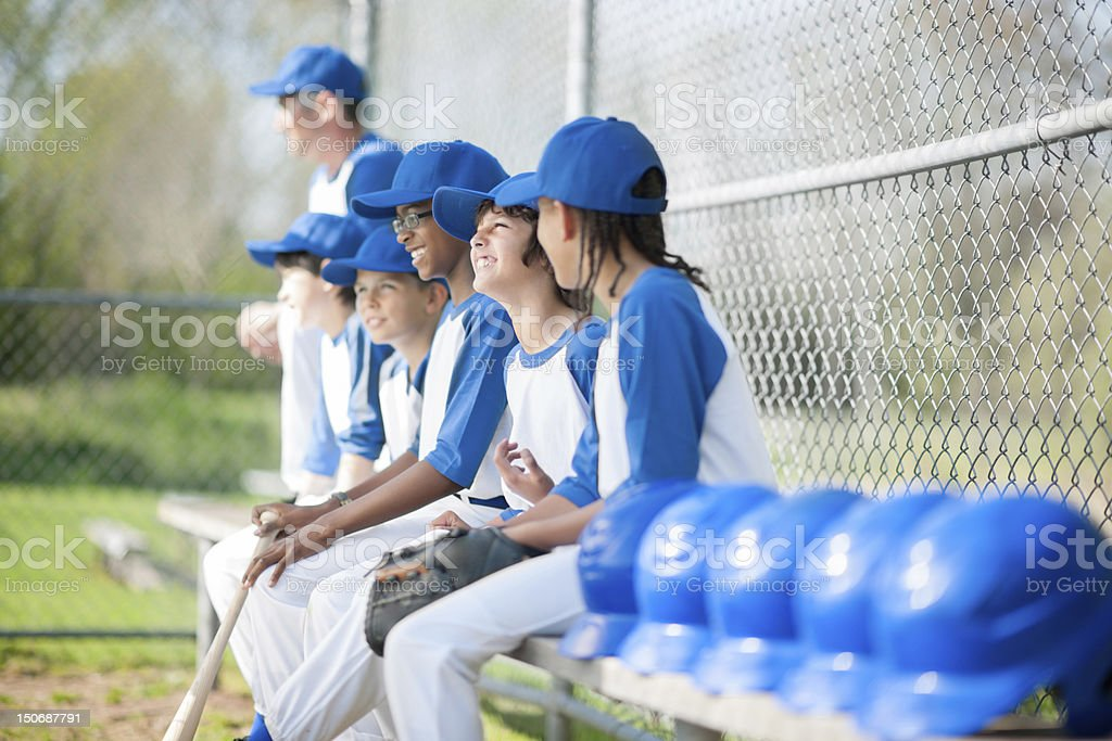 youth league stock photo