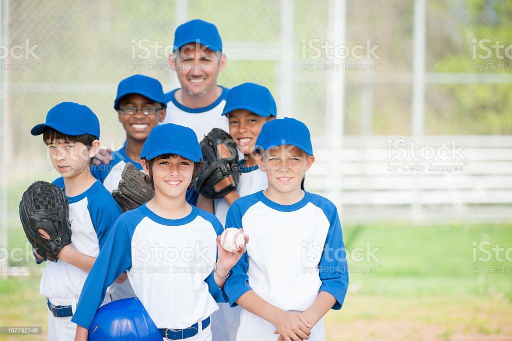 youth league stock photo