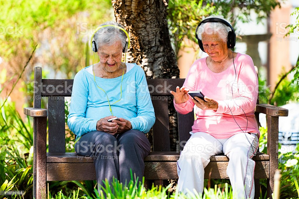 You've Got a Great Music Selection stock photo