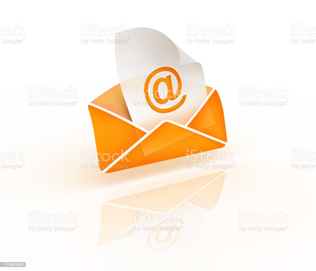 you've got mail.. stock photo