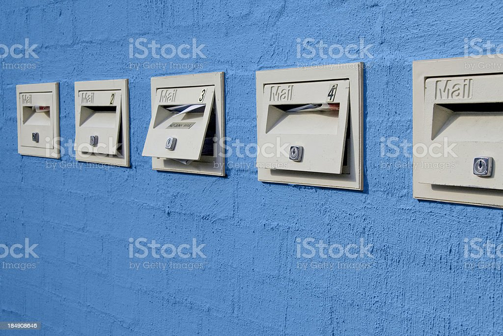 You've got mail! royalty-free stock photo