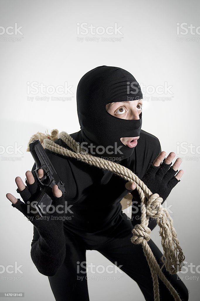 You've got me there! royalty-free stock photo