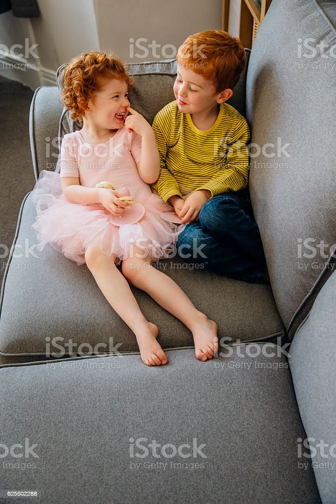 You've Stolen My Snacks! stock photo