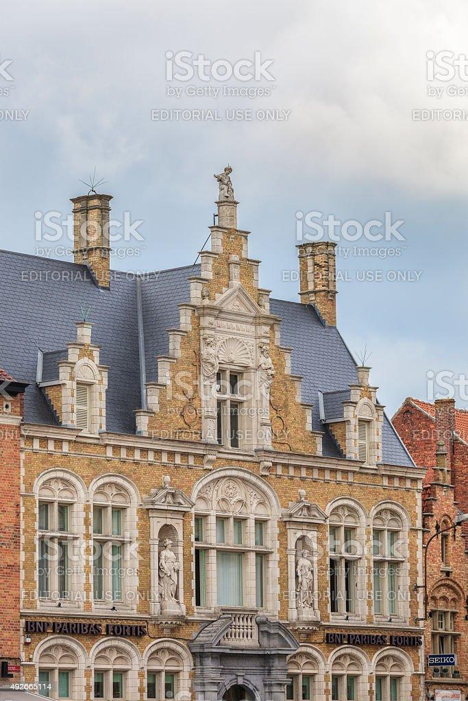 Ypres/Ieper, Belgium stock photo