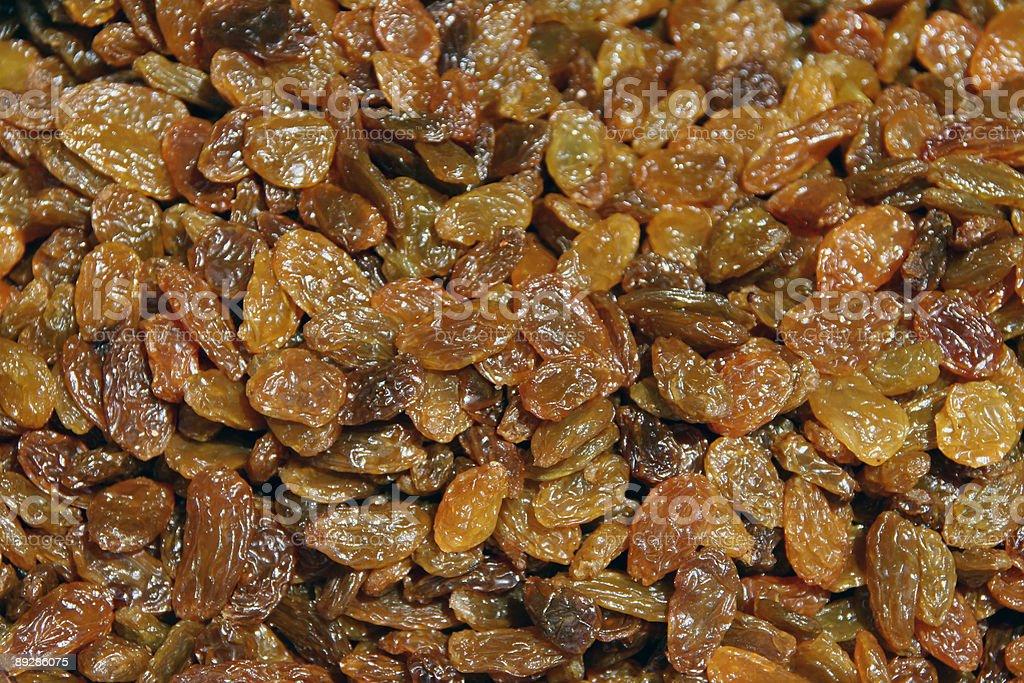 Yummi Raisins royalty-free stock photo