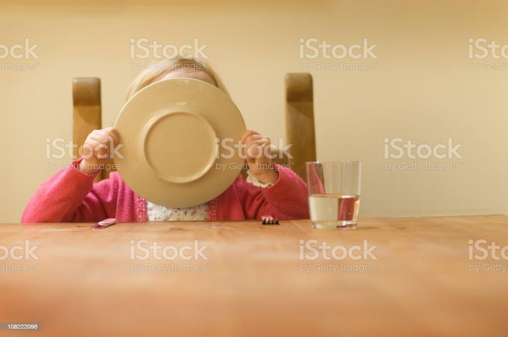 yummy dinner stock photo