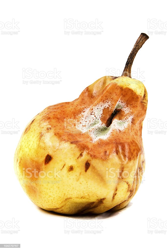 Yummy Pear royalty-free stock photo