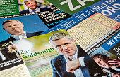 Zac Goldsmith by-election leaflets