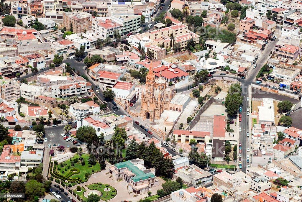 Zacatecas Downtown stock photo
