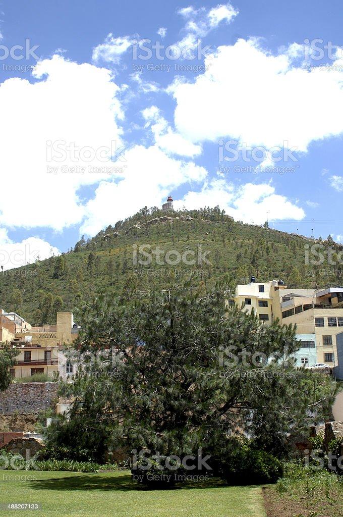 Zacatecas stock photo