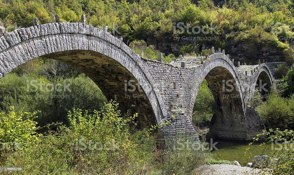 zagorohoria royalty-free stock photo
