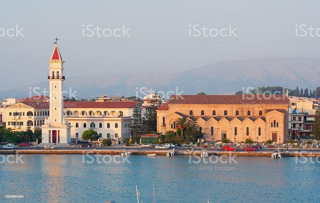 Zakynthos, Grece stock photo