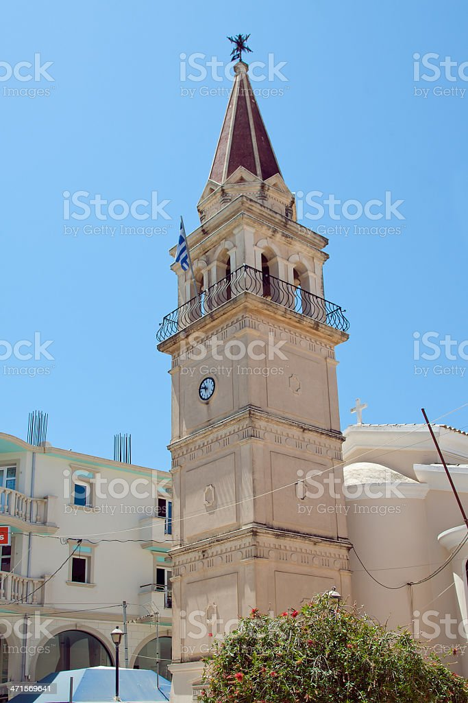Zakynthos royalty-free stock photo