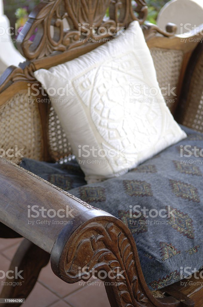 Zanzibar interior royalty-free stock photo