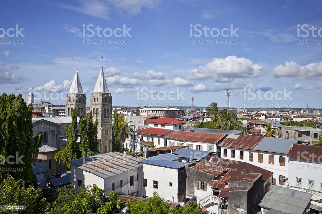 Zanzibar stock photo