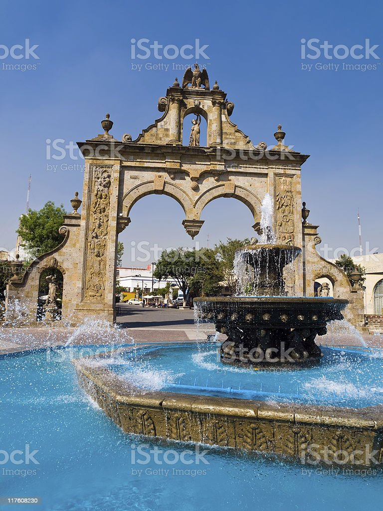 Zapopan Mexico stock photo