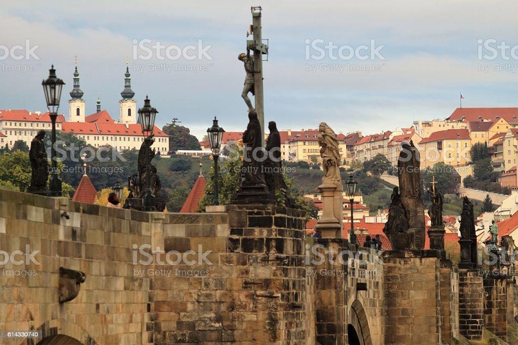 Zauberhaftes Prag stock photo