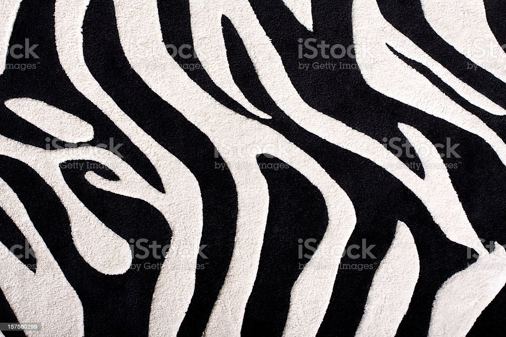 Zebra pattern royalty-free stock photo
