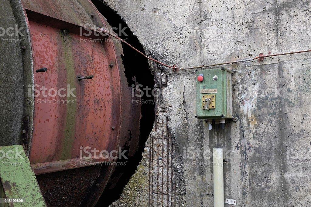 Zeche Zollverein stock photo
