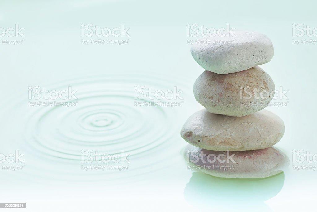 Zen Concept stock photo