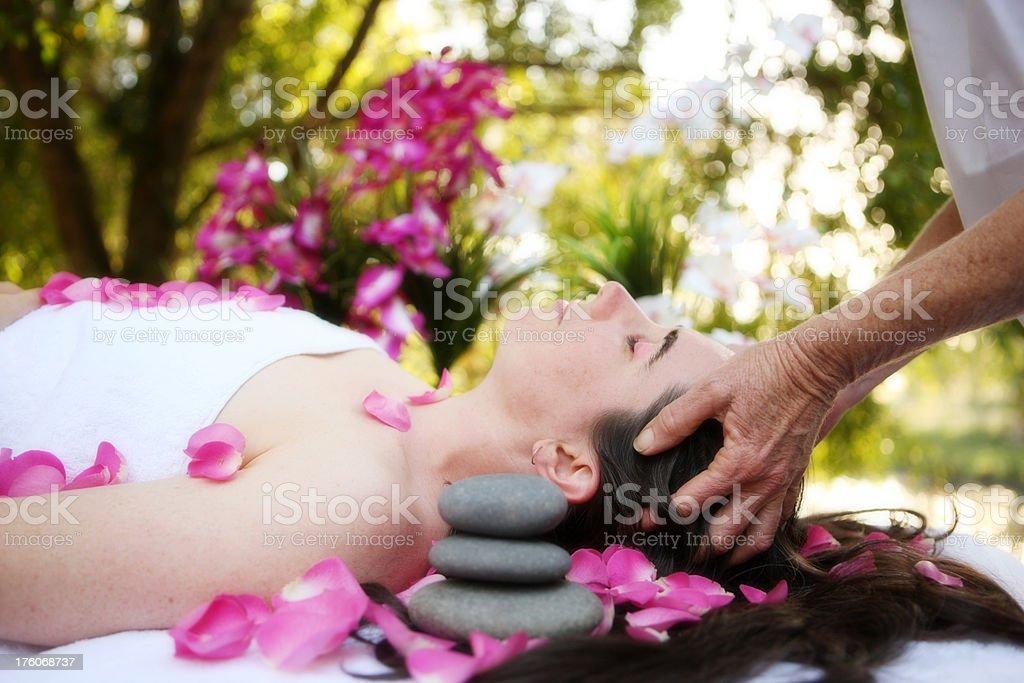 Zen Day Spa royalty-free stock photo