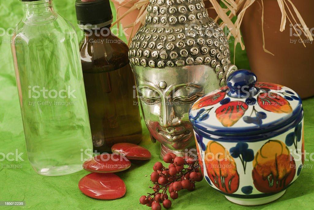 Zen-likw royalty-free stock photo