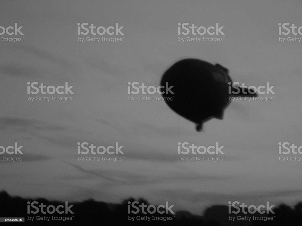 zeppelin II royalty-free stock photo